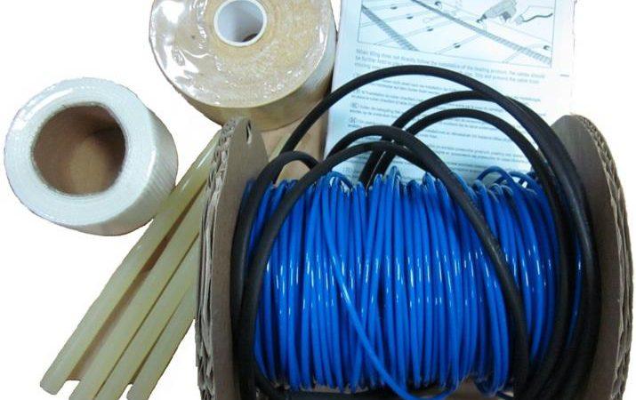 Греющий кабель QuickNet (CeraPro)