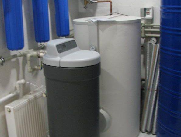 Система очистки воды в квартире в жилом комплексе на Мукачевском переулке